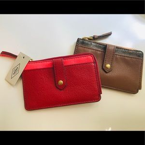 NEW! Fossil Keely Card ID Wallets!